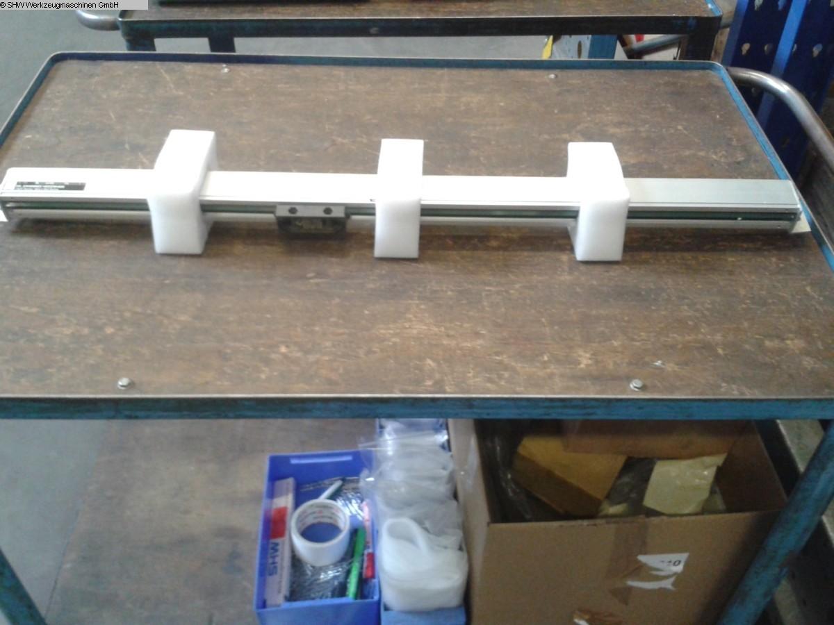 used Longitudinal Measuring Machine HEIDENHAIN Längenmess-System LS703 L=820