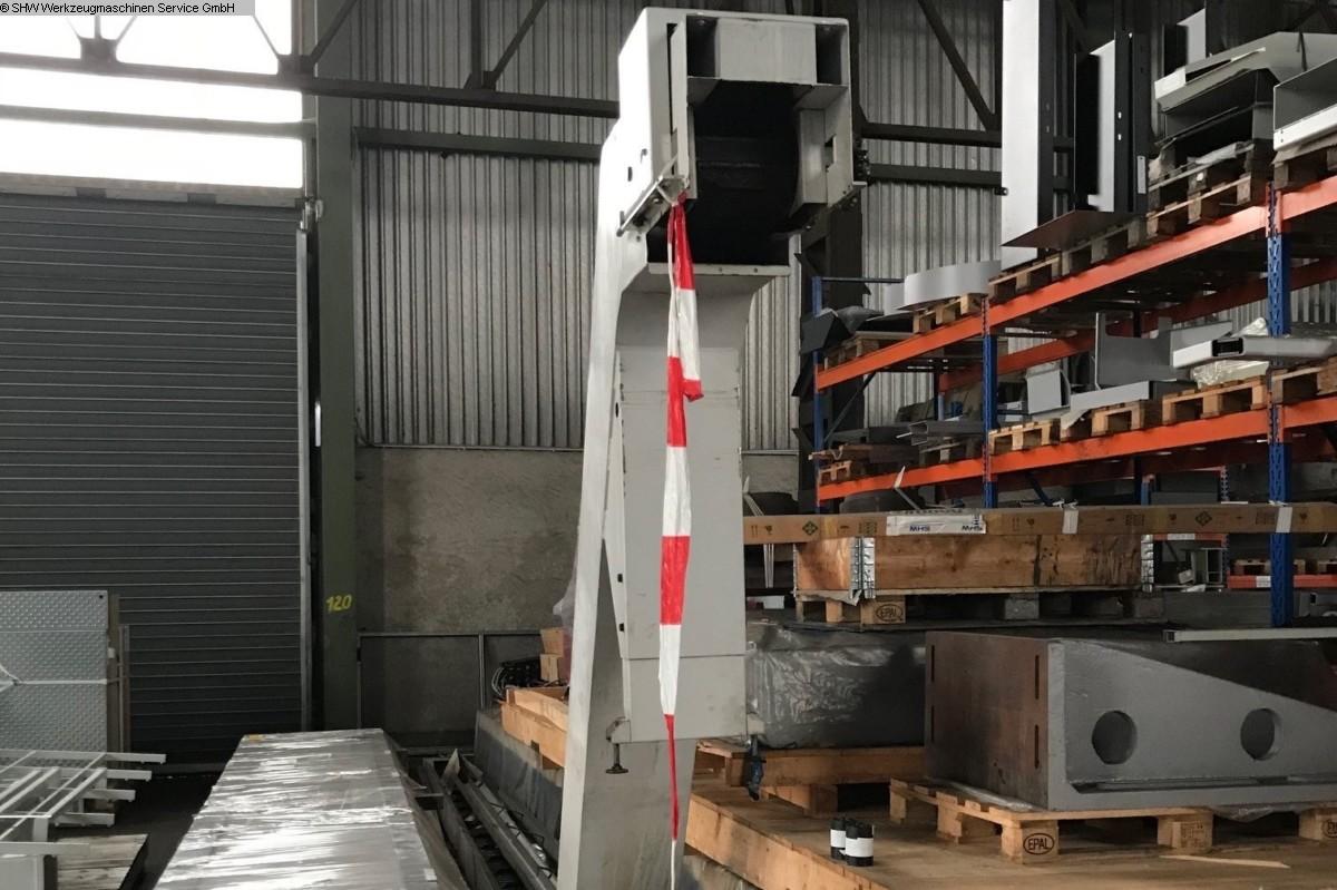 used Swarf Conveyor KNOLL Scharnierband