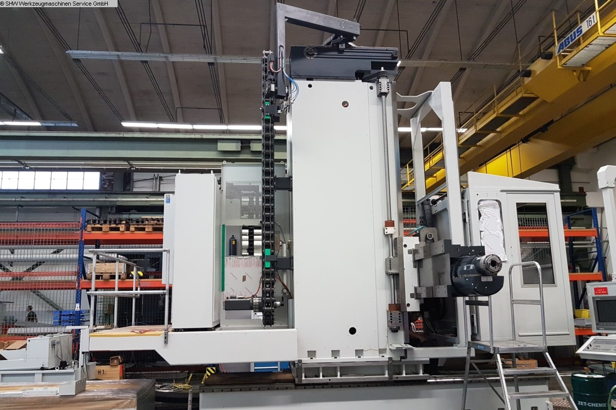 used Travelling column milling machine SHW UniForce 6L
