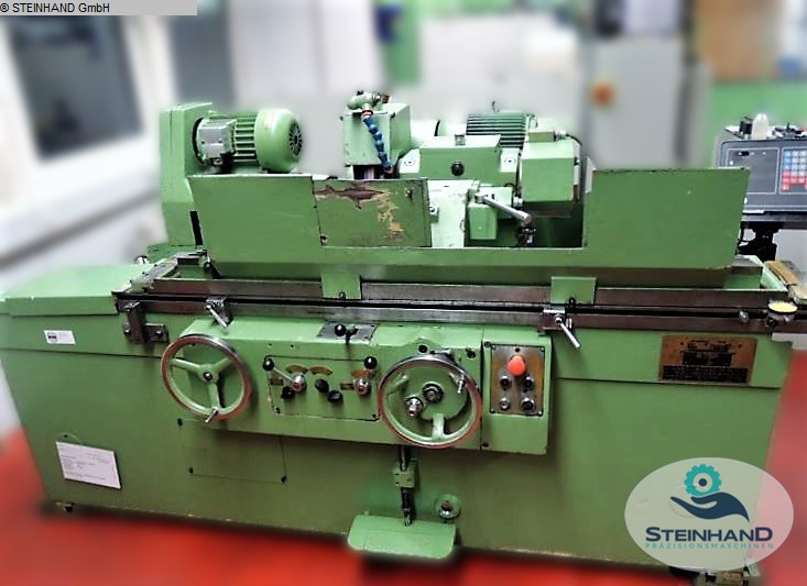used Grinding machines Cylindrical Grinding Machine KNUTH RSM 750