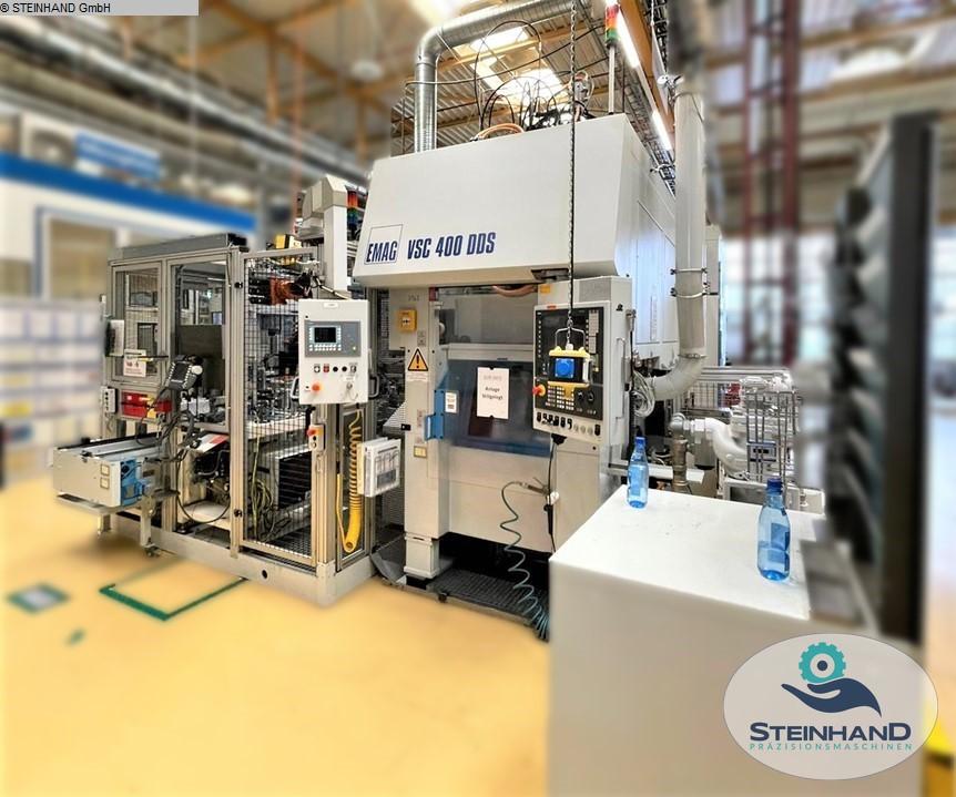 gebrauchte  CNC Dreh- und Schleifzentrum - vertikal EMAG VSC 400 DDS