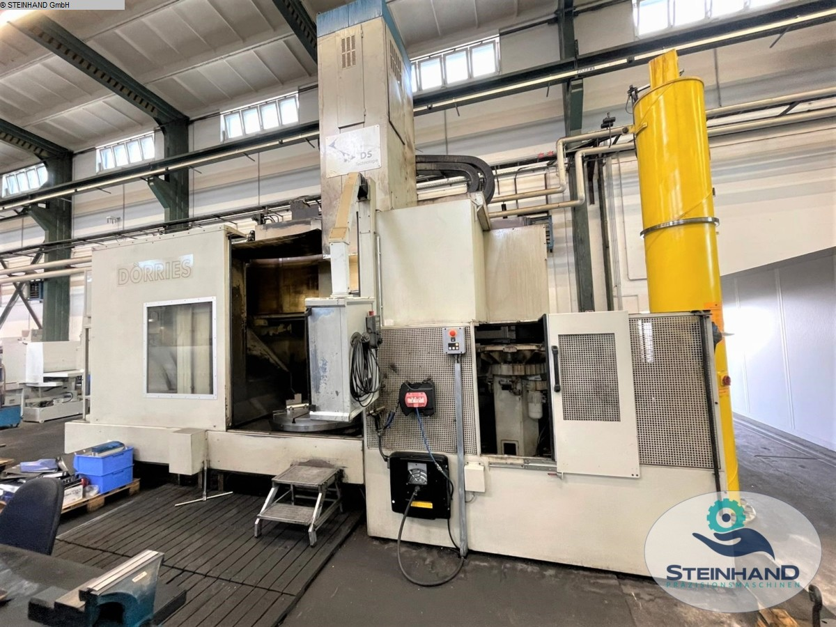 used  Vertical Turning Machine DöRRIES VCE 1400/125MC