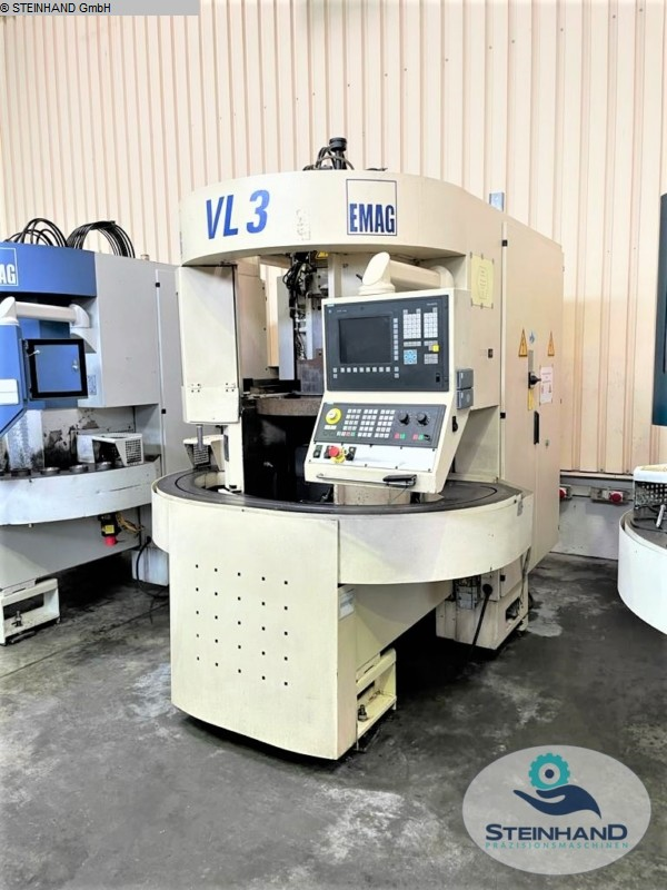 used  Vertical Turning Machine EMAG VL 3S mLT