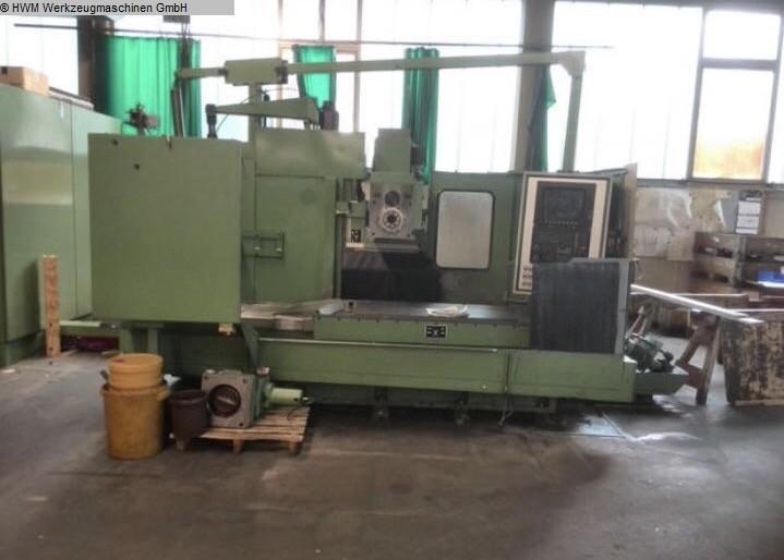 gebrauchte Maschine Fräsmaschine - Universal UNION-BIELEFELD BF 1600