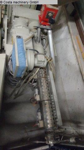 máquina usada Extrusora Plásticos EXTRUDEX ED-N 38-25D