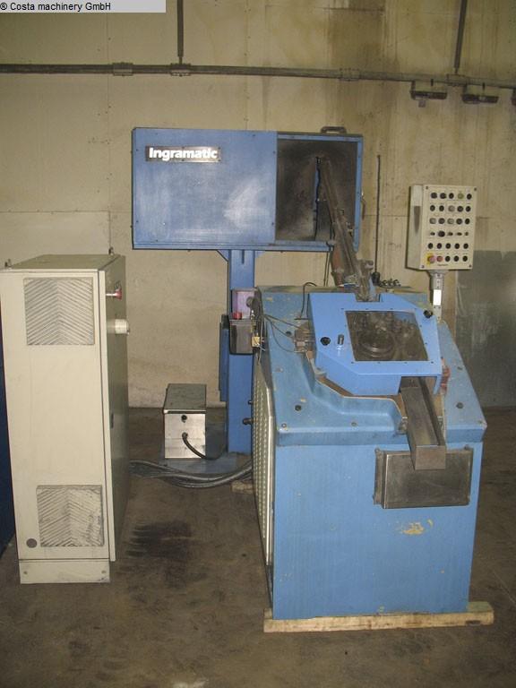 gebrauchte Gewinderollmaschine INGRAMATIC GR 2/N