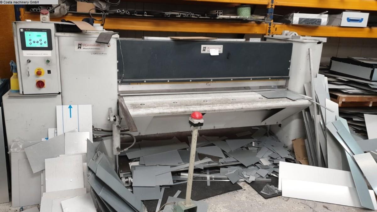 Usato Plate Shear - Hydraulic HOCHSTRATE 2000-3