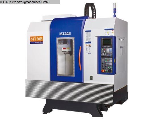 gebrauchte Bohrwerke / Bearbeitungszentren / Bohrmaschinen Bearbeitungszentrum - Vertikal KEMT MT50B/ MT50BL