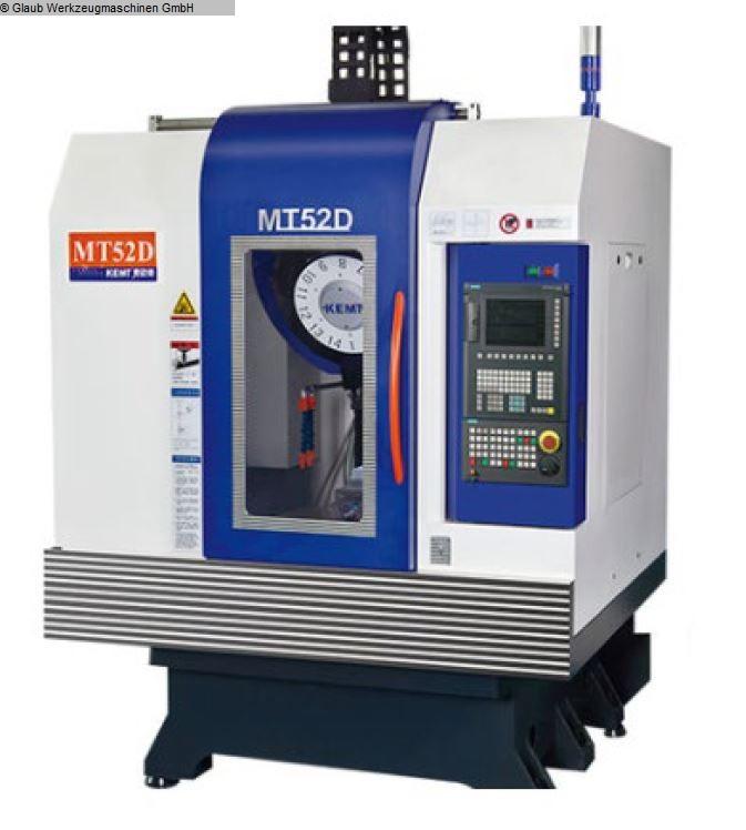 gebrauchte  Bearbeitungszentrum KEMT MT52D
