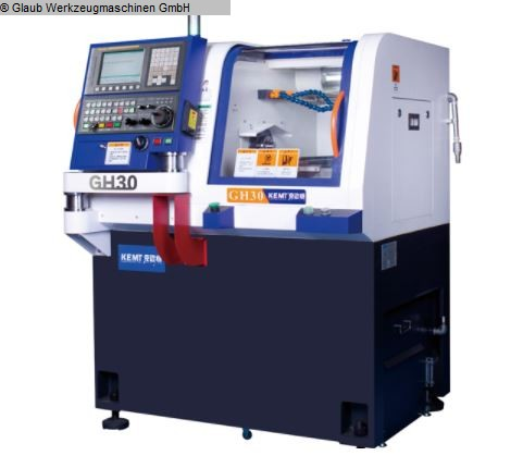 gebrauchte  CNC Drehmaschine KEMT GHL30/GH/GS