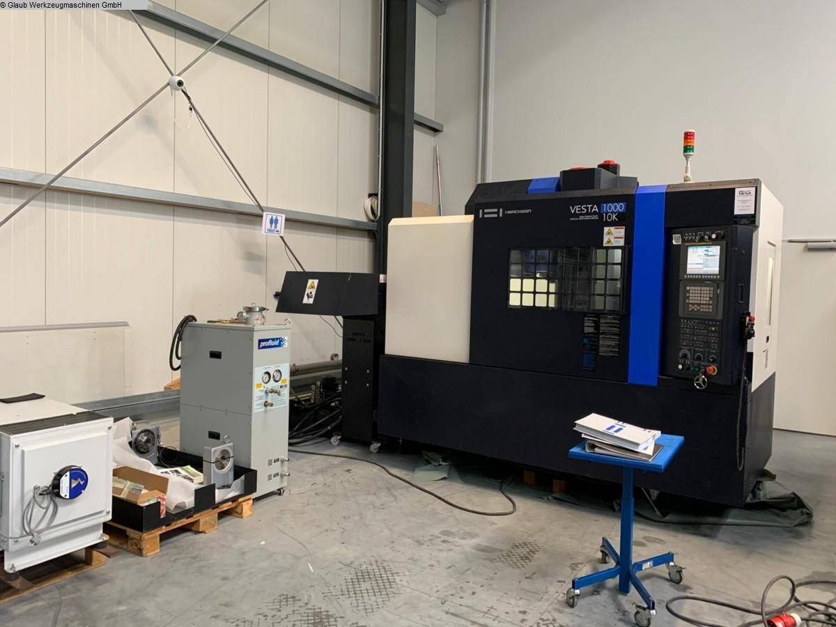 used  Machining Center - Vertical HWACHEON VESTA-1000