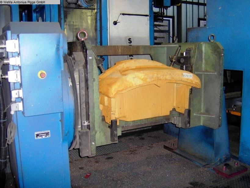 gebrauchte Maschine Schweißdrehtisch - rund SEVERT S20.1-274