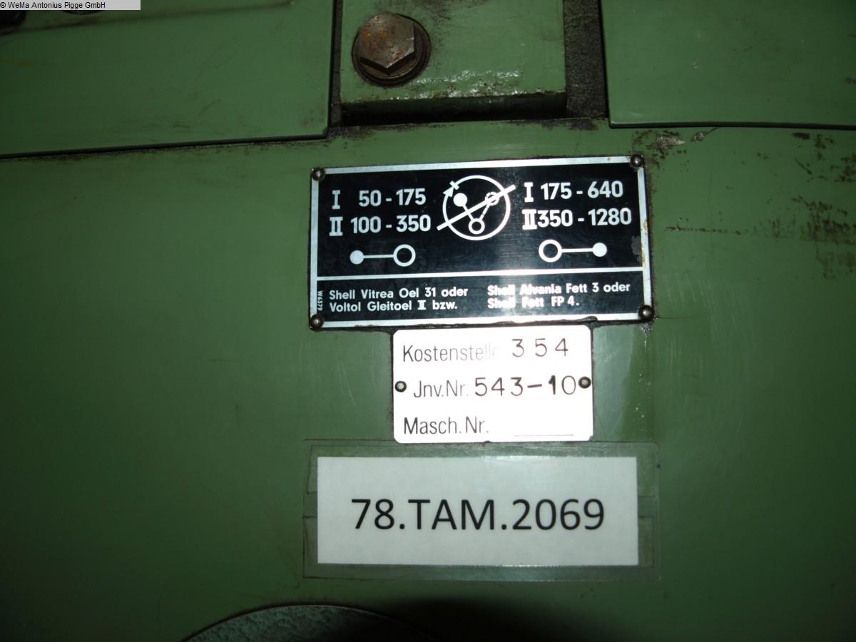 gebrauchte Maschine Reihenbohrmaschine ALZMETALL AB4 SV, RVT 4/3