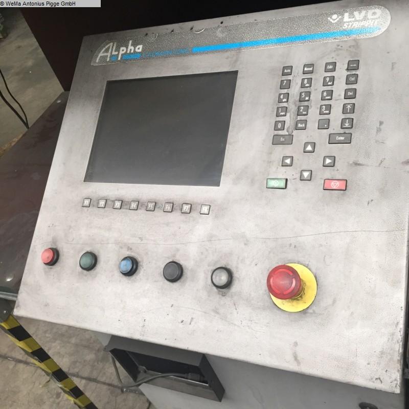 gebrauchte Maschine Hydraulische Lochstanze LVD Alpha 1012 Strippit