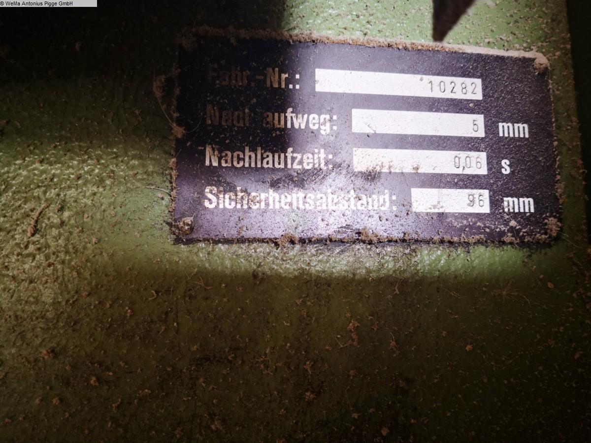 gebrauchte Maschine Abkantpresse - hydraulisch MENGELE D80-2