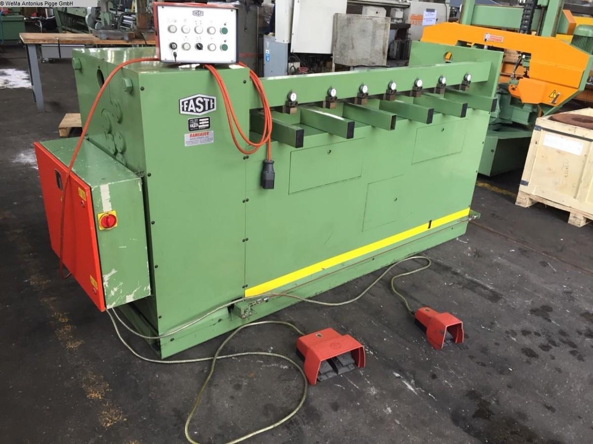 gebrauchte Blechbearbeitung / Scheren / Biegen / Richten Blechrundbiegemaschine FASTI Reflektor- 1042-18-038