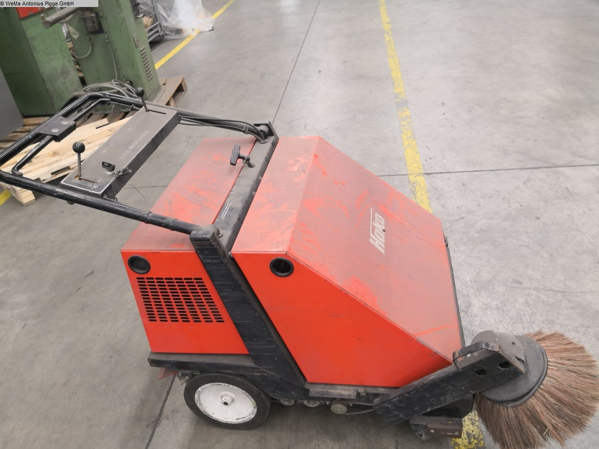 used Commercial Vehicles Sweeping Machine HAKO Hamster 800 V, M215