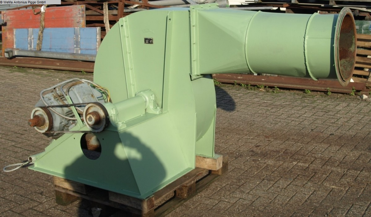 used Chip and dust extracting systems Fan OELDE ME 40