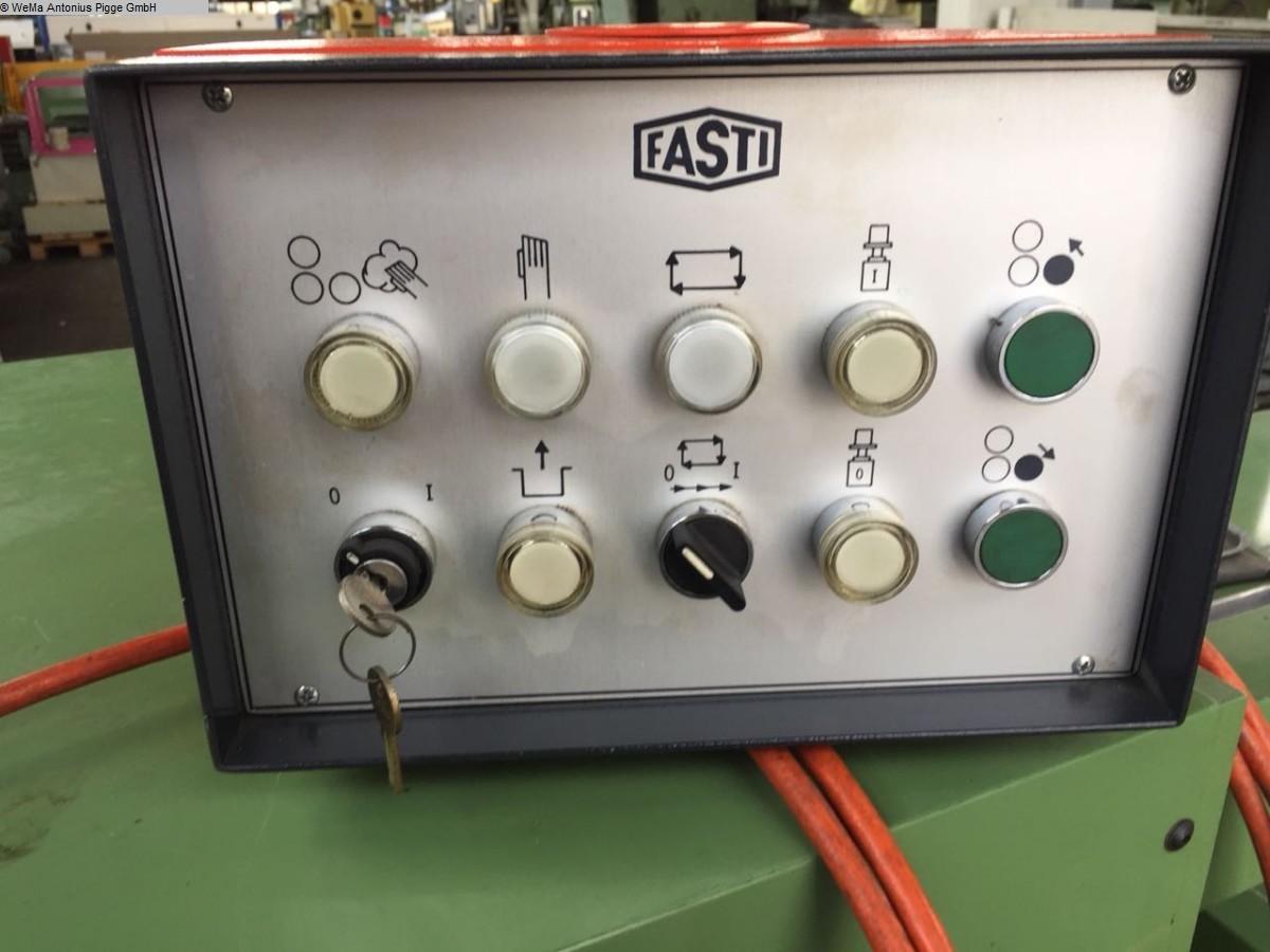 gebrauchte Blechrundbiegemaschine FASTI Reflektor- 1042-18-038