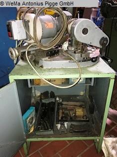 gebrauchte Bohrerschleifmaschine BRIERLEY ZB 25