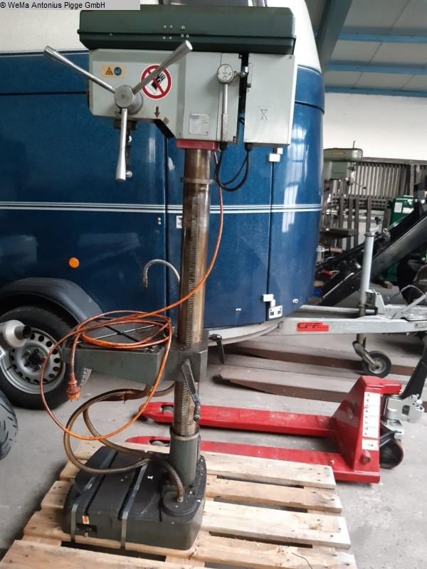 gebrauchte Säulenbohrmaschine OPTIMUM Opti drill B28 H vario