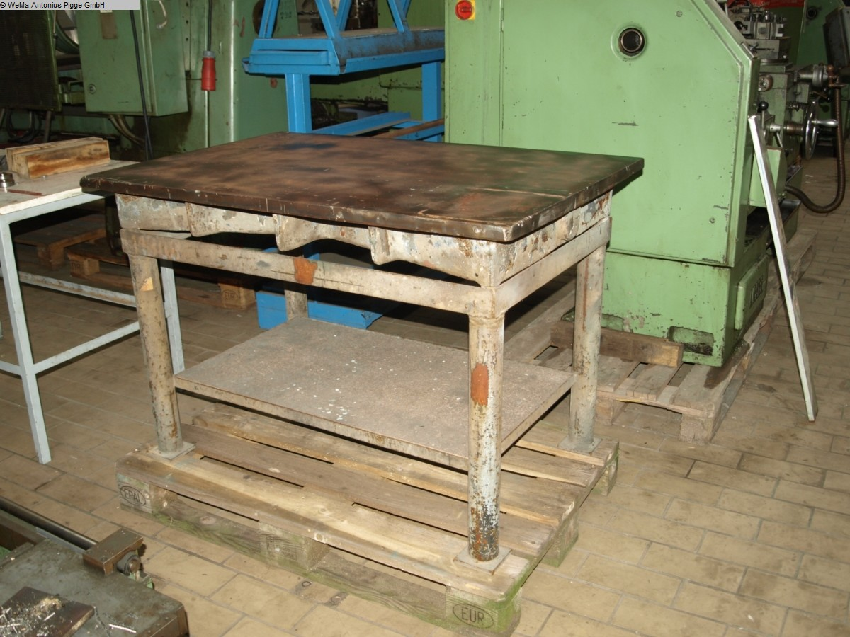 gebrauchte Holzbearbeitungsmaschinen Arbeitstisch unbekannt unbekannt