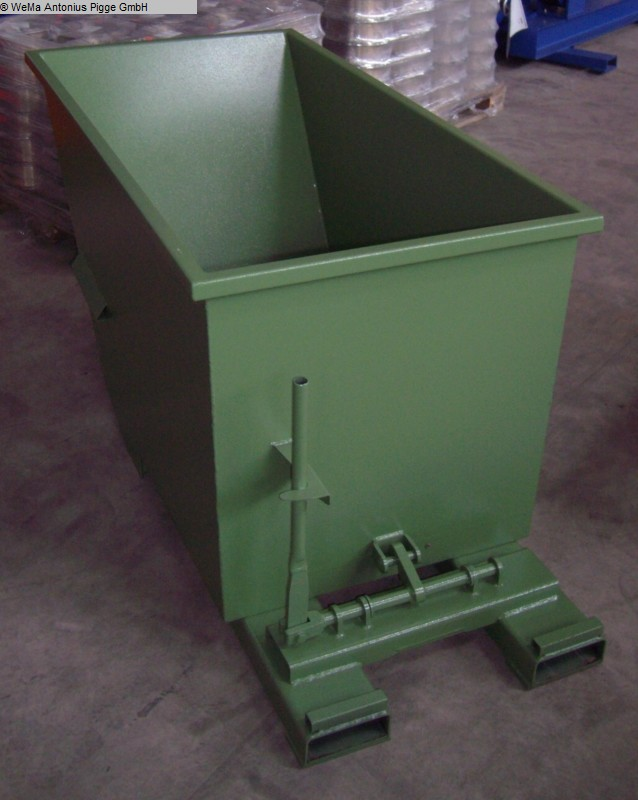 gebrauchte Holzbearbeitungsmaschinen Lagertechnik EIGENBAU RAL 6011