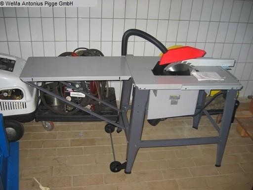 gebrauchte Holzbearbeitungsmaschinen Tischkreissäge HUVEMA HU 300 TMS