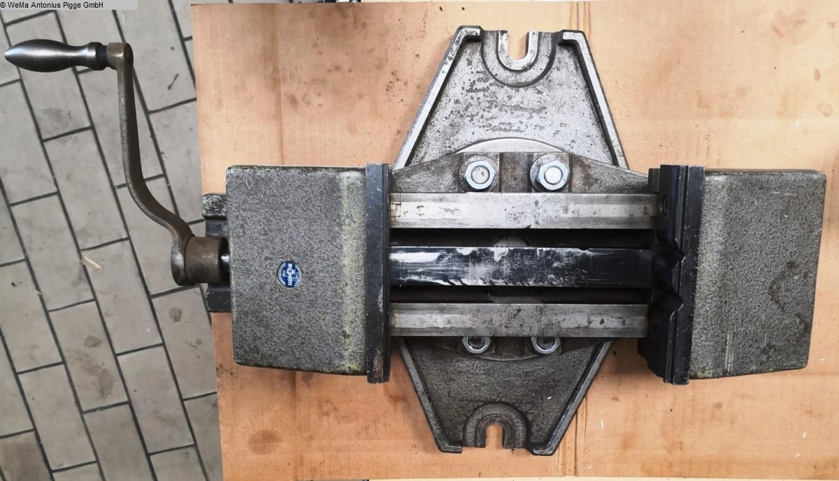 gebrauchte Maschinenzubehör Schraubstock RÖHM UZ Gr. 4