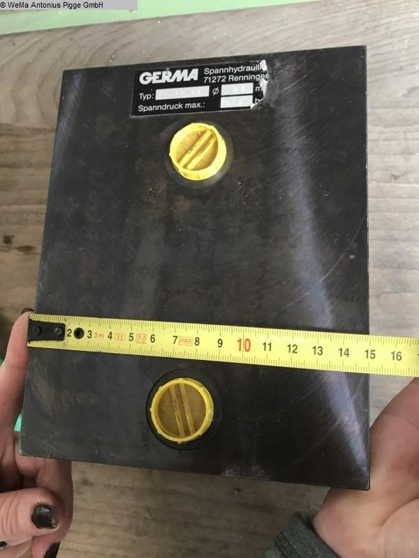 gebrauchte Maschinenzubehör Spannmittel GERMA 82.47.45