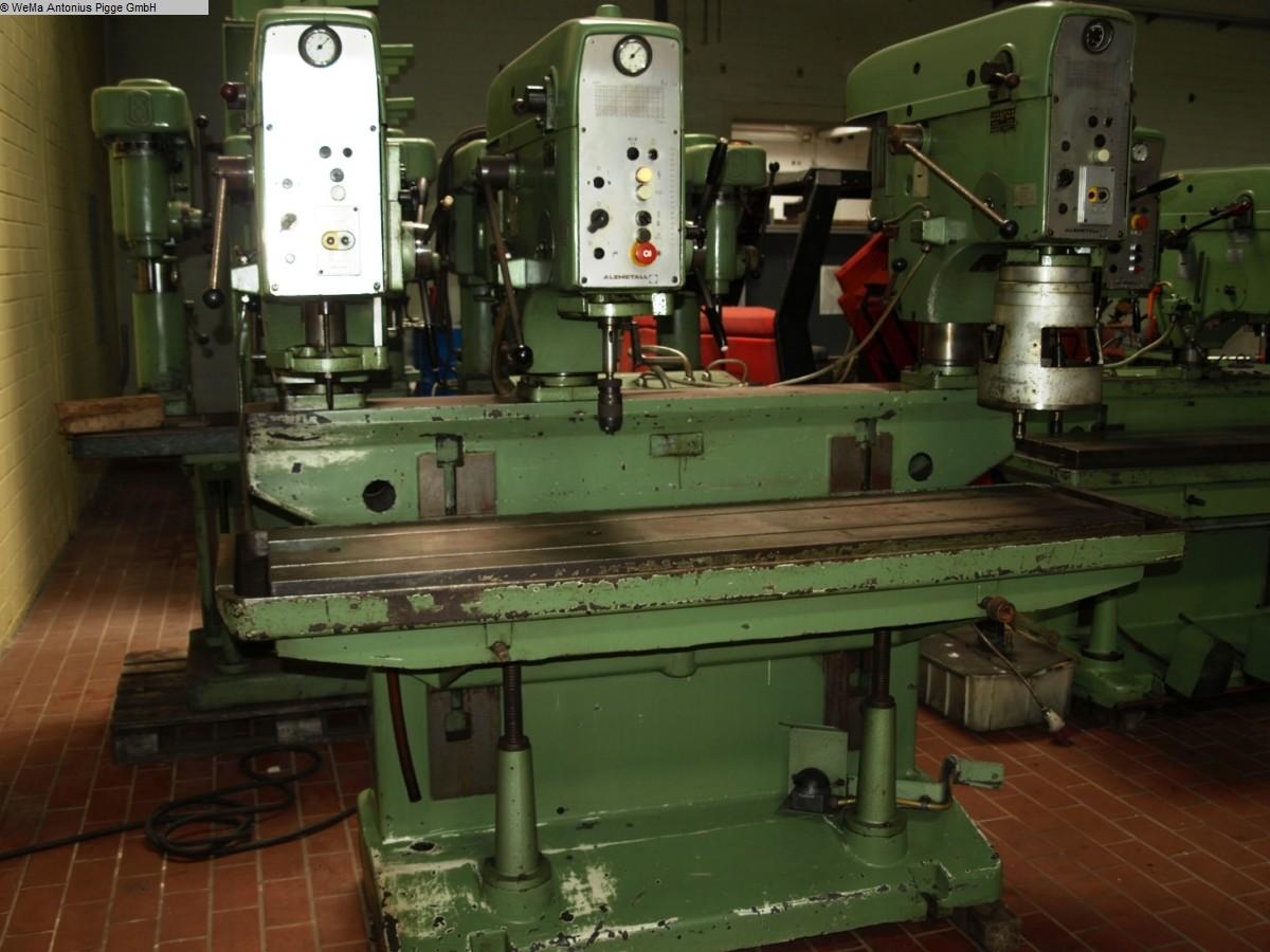 gebrauchte Metallbearbeitungsmaschinen Reihenbohrmaschine ALZMETALL AB4 SV, RVT 4/3