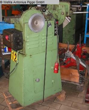 gebrauchte Stoss- / Zieh- / Räummaschinen Nuten-Stossmaschine HAHNDORF - RUWO SEW 52/300