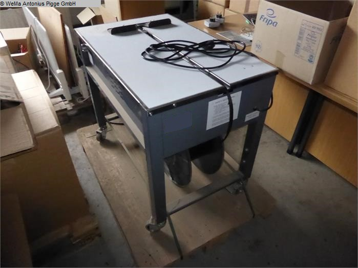 used Packaging Machines Strapping machine ERNST JÄGER EXS 206