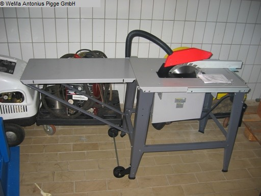 gebrauchte Sägen Tischkreissäge HUVEMA HU 300 TMS