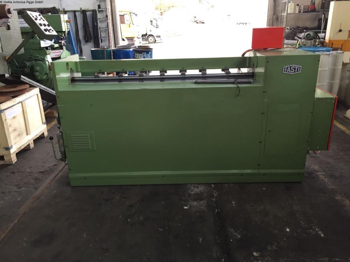used Plate Bending Machine FASTI Reflektor- 1042-18-038