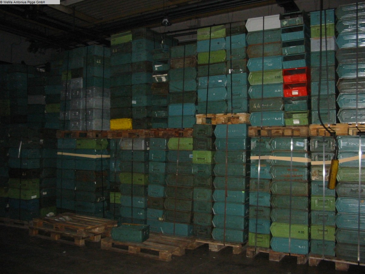 used Handling Warehousing technology SCHÄFER Lagerfix Gr. 2, lackiert