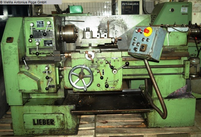 used Center Lathe LIEBER LSDA
