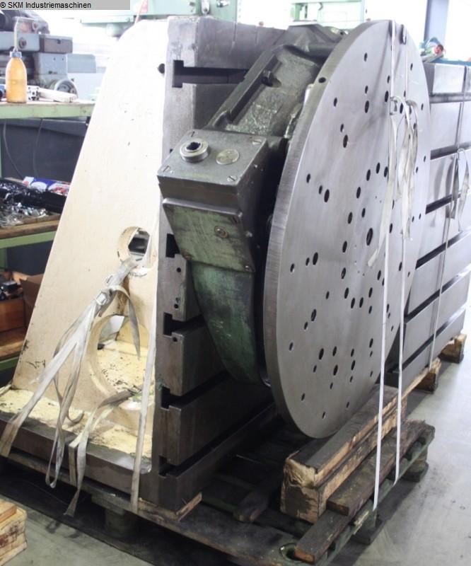 gebrauchte Maschine Schweißdrehtisch - rund FRITZ WERNER Schweissdrehvorrichtung