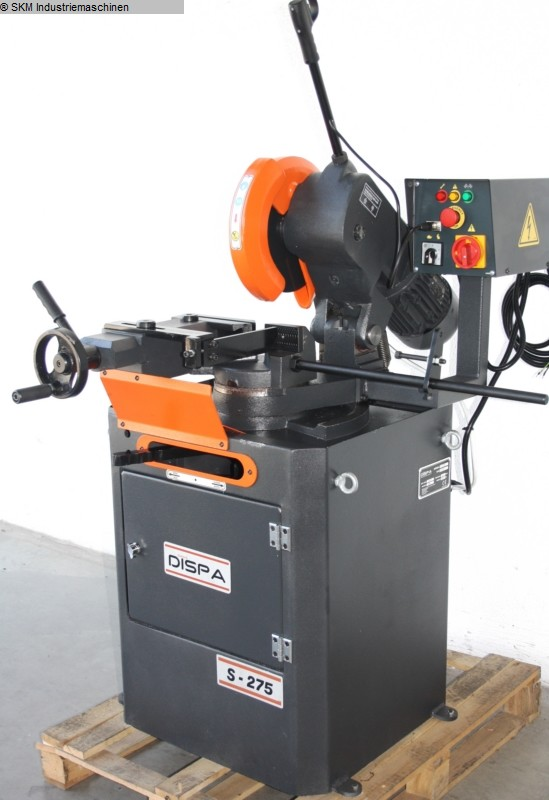 used Saws Cold Circular Saw DISPA S 275