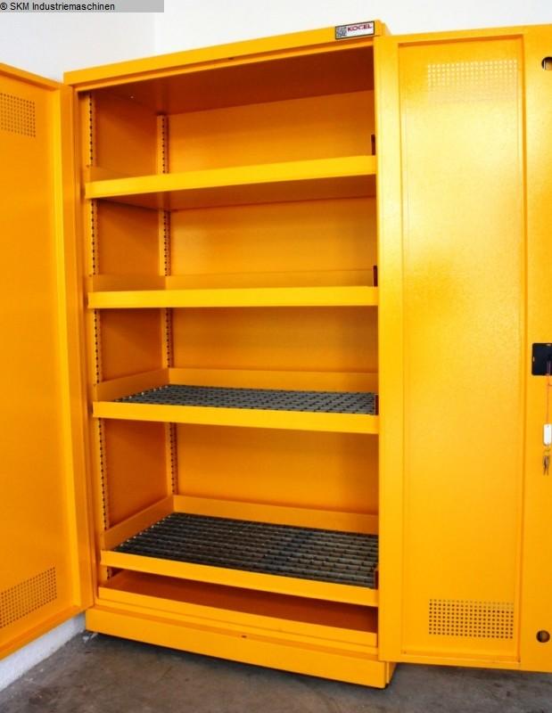 gebruikte werkplaatsuitrusting Gereedschapskasten KOCEL 7470