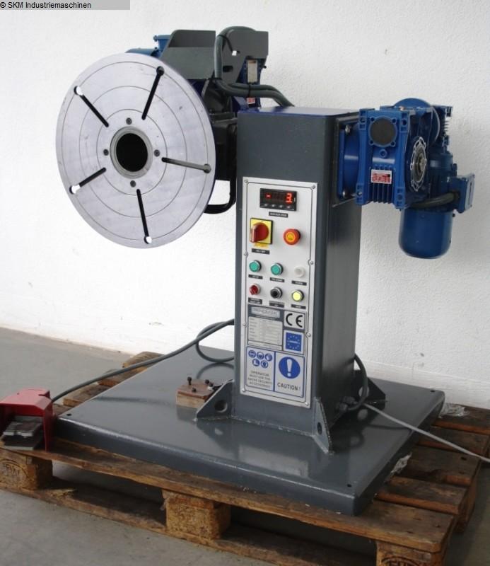 used Welding machines Rotary Welding Table BENDMAK SRP 015