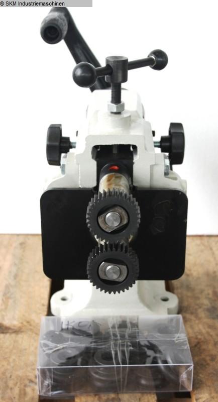 used Flanging and Seam Rolling Machine SAHINLER IK 0,8 man.