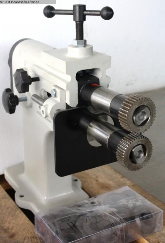 used Flanging and Seam Rolling Machine SAHINLER IK 1,2 man.