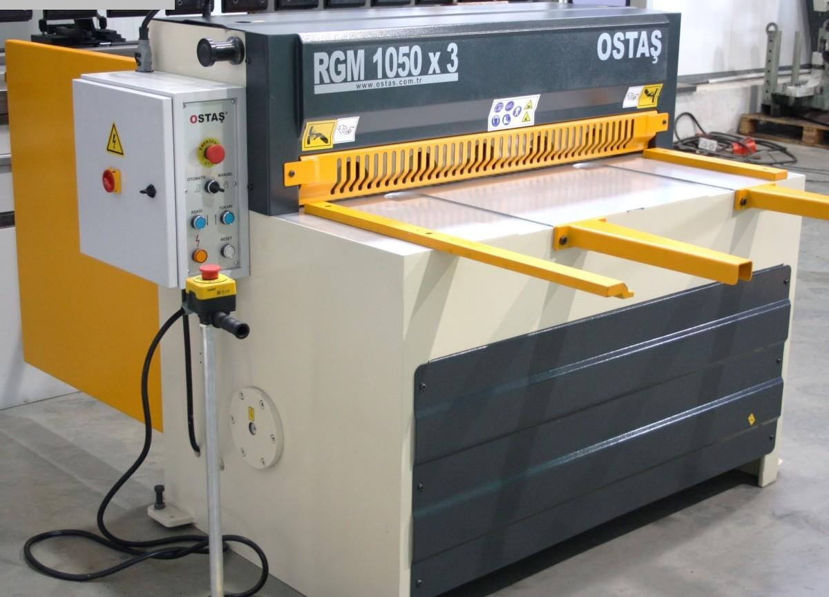 gebrauchte  Tafelschere - mechanisch OSTAS RGM 1550 x 3