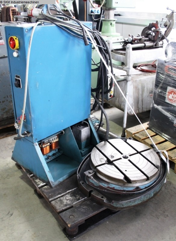 used  Indexing Device WALTER RT 500 F