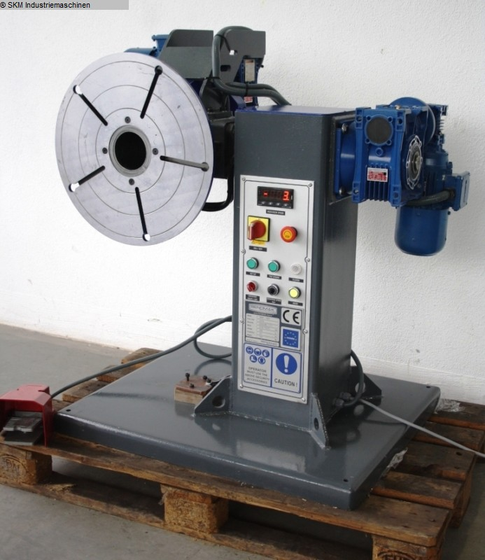 used  Rotary Welding Table BENDMAK SRP 015