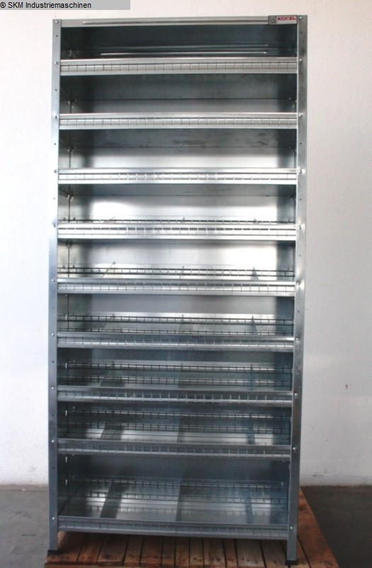 used Workshop equipment Shelving systems KOCEL 20920