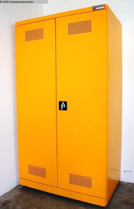 Gebruikte gereedschapskasten KOCEL 7470