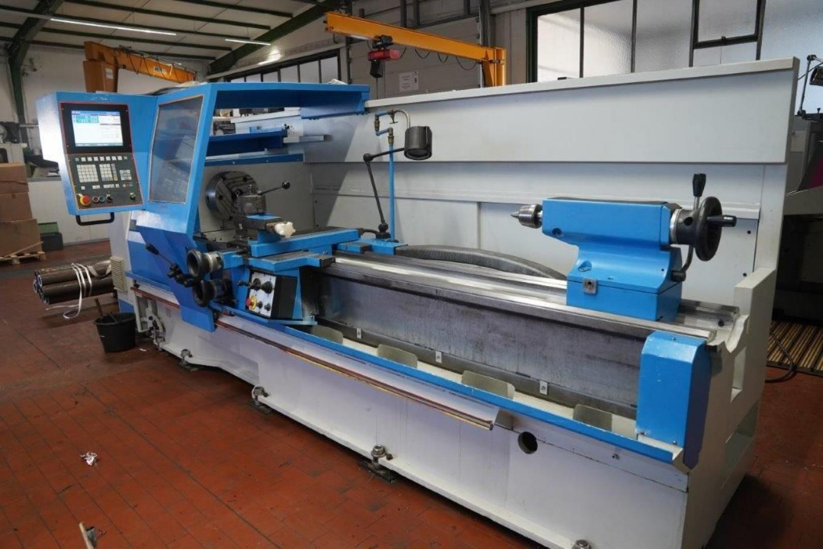 used  Lathe -  cycle-controlled VDF BOEHRINGER DUS 560 x 2000