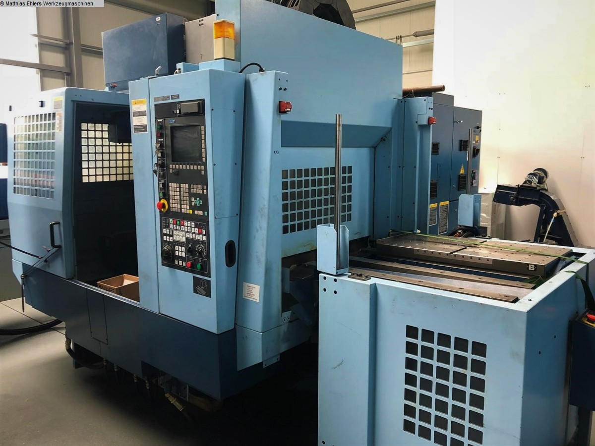 used Machining Center - Vertical MATSUURA R. PLUS-800